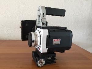 Phantom MIRO 320S HI Speed Digital Cinema Camera Package