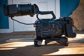 Sony PXW-FS7M2 4K XDCAM Camera System Super 35 CMOS Sensor w/XDCA 7 Extension Unit!