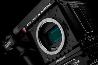RED DIGITAL CINEMA KOMODO 6K Camera Production Pack