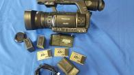 Panasonic AG-HPX250P HD Handheld Video Camera with 3.45-Inch LCD