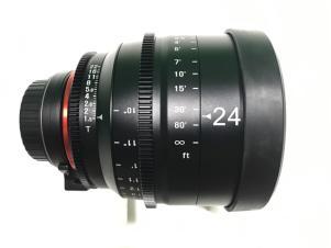 Rokinon Xeen 24, 50, 85mm T1.5 Lenses Kit EF Mount