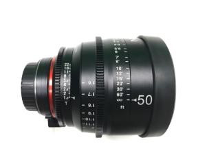 Rokinon Xeen 24, 50, 85mm T1.5 Lenses Kit EF Mount