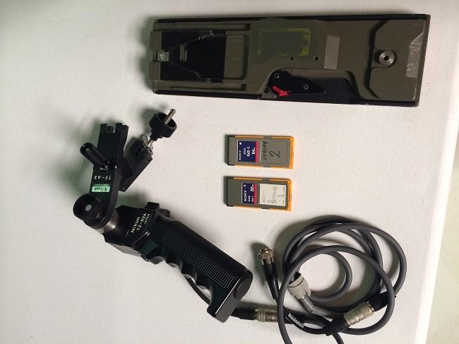 Sony PMW400L XDCAM EX 2/3