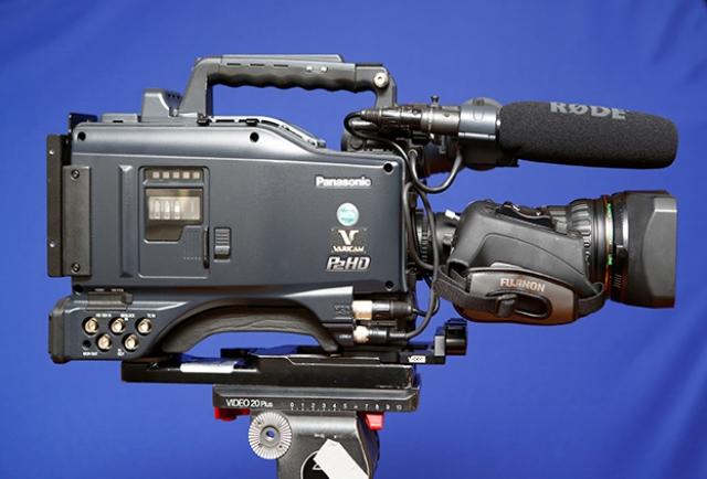 Panasonic Aj Hpx2700 Varicam Professional Camcorder High Definition Video Camera