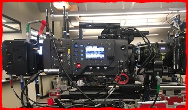 MAJOR PRICE REDUCTION! ARRI ALEXA LF Large Format Camera Pkg