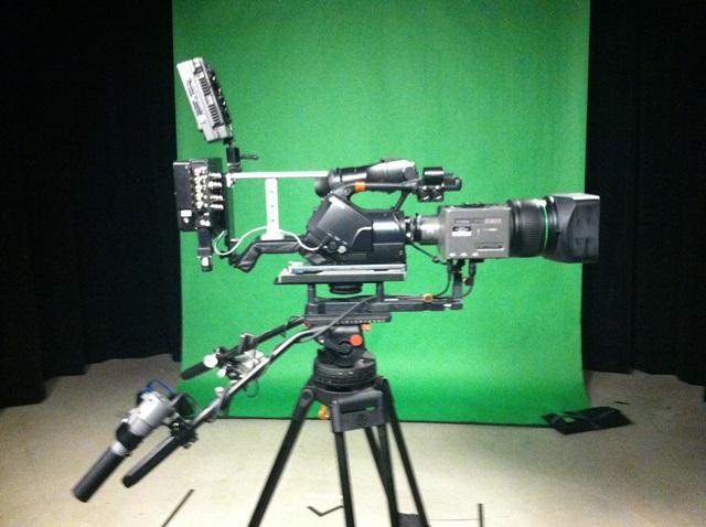"""""""Fiber Optic Camera System Sony PMW EX3 Telecast G3 ..."""