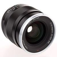 Zeiss 25mm F/2 Distagon T* ZE Series Manual Focus Lens for Canon EOS SLR Cameras