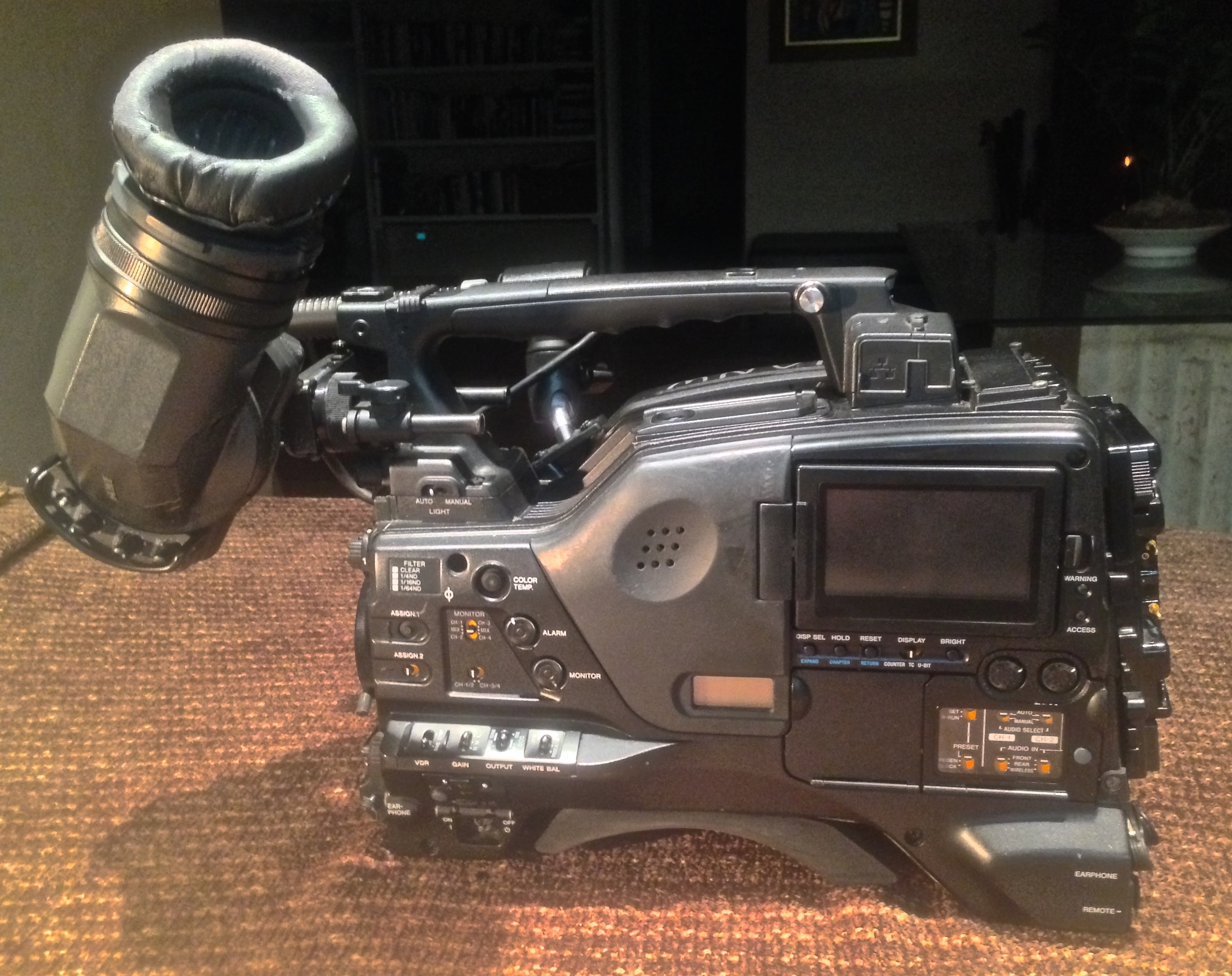 sony pdw 700 camcorder sony xdcam camcorder sony professional camcorder rh newprovideo com sony pdw-700 maintenance manual sony xdcam 700 manual