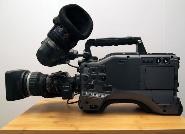 panasonic p2 camera operating manual